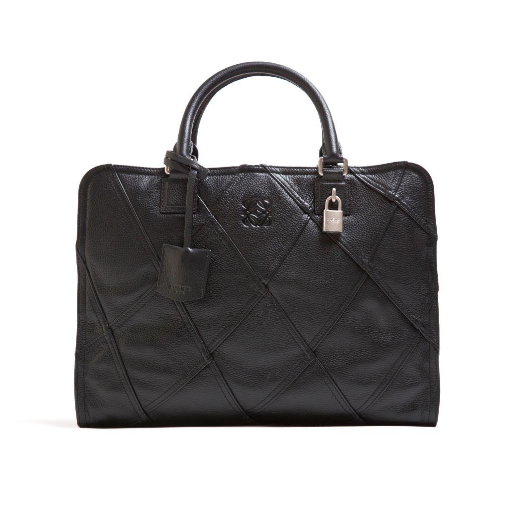 Loewe Junya Amazona Alto Bag_Calf Skin_Black $26950