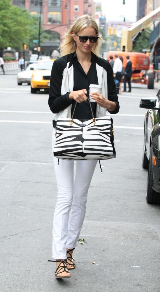 Karolina Kurkova out and about New York