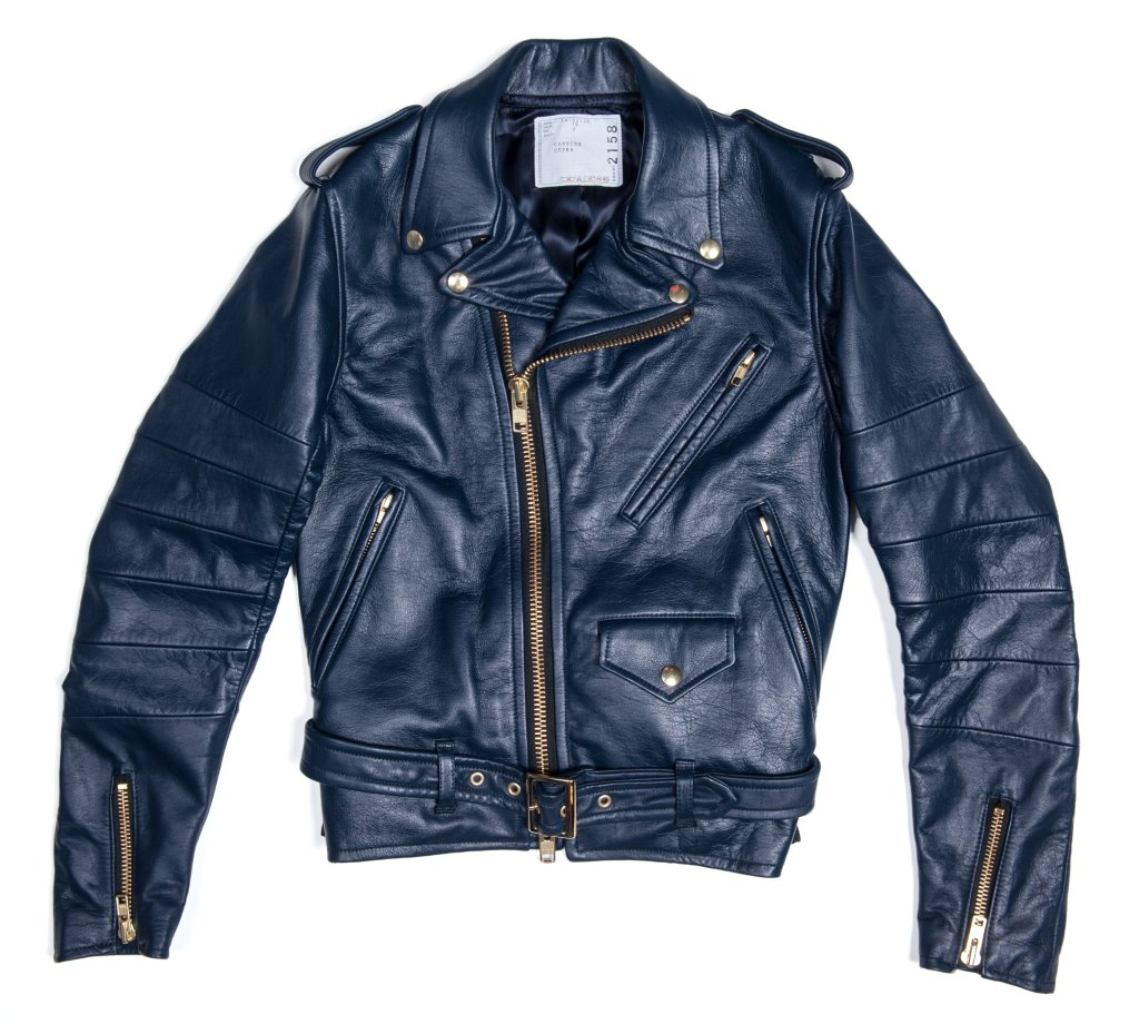 sacai Capsule Collection_Womens Leather Jacket_HKD14,200