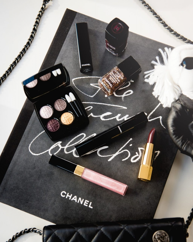 Chanel Makeup Holiday Collection 2015 02