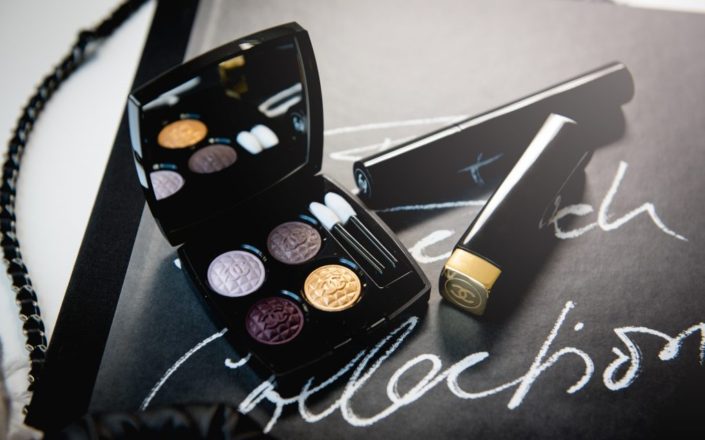 Chanel Makeup Holiday Collection 2015 04