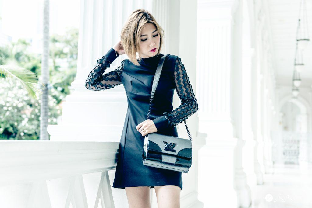 outfit post Faye Tsui Louis Vuitton 0201