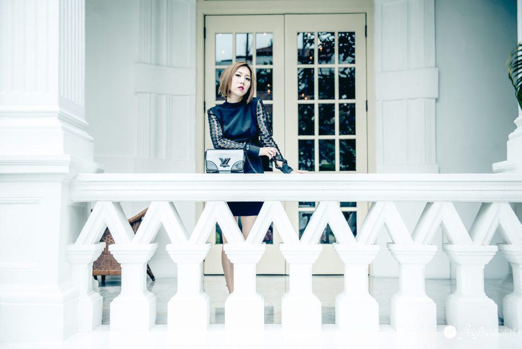 outfit post Faye Tsui Louis Vuitton 0202