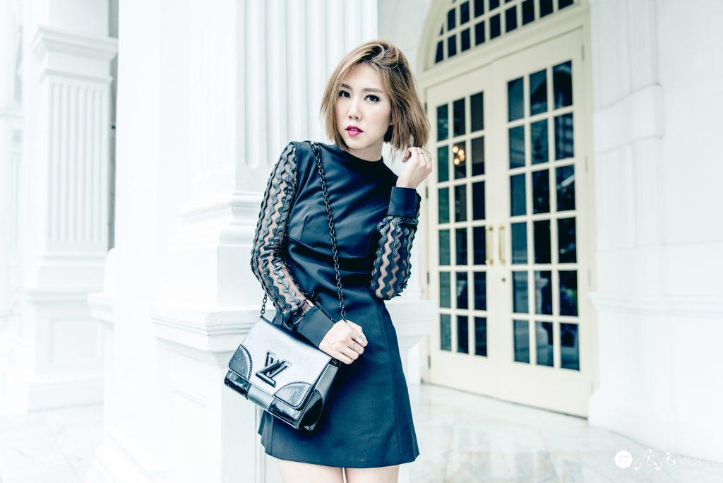 outfit post Faye Tsui Louis Vuitton 0203