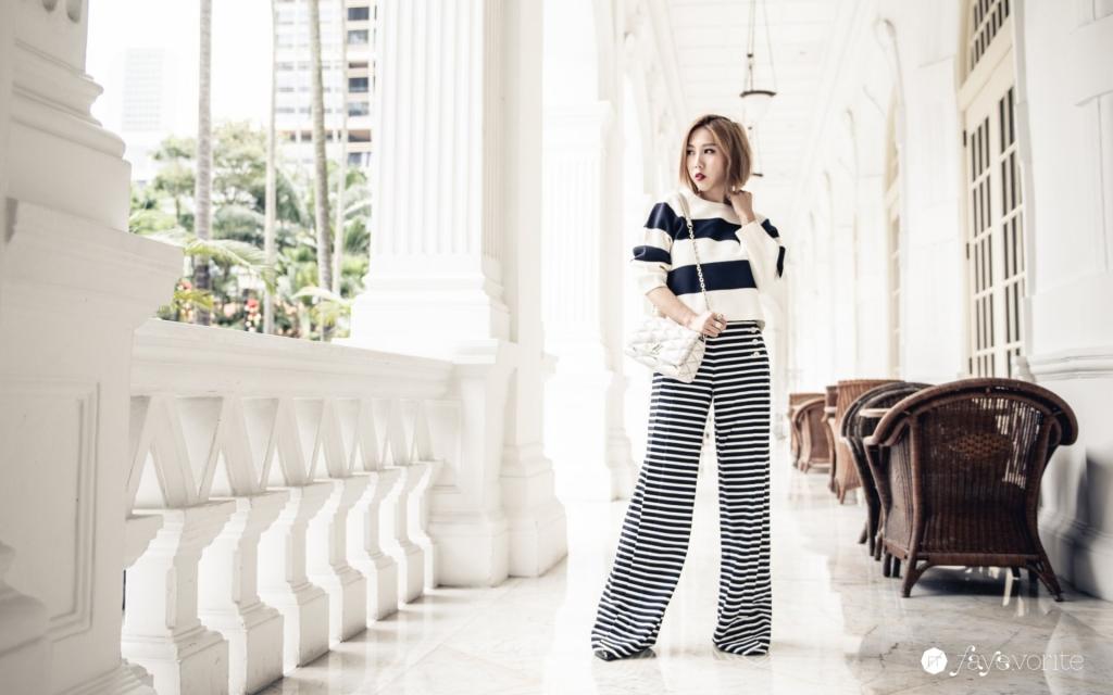 outfit post Faye Tsui Louis Vuitton 0302