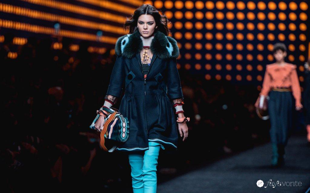 Milan Fashion Week ss2016 Fendi Faye Tsui 01