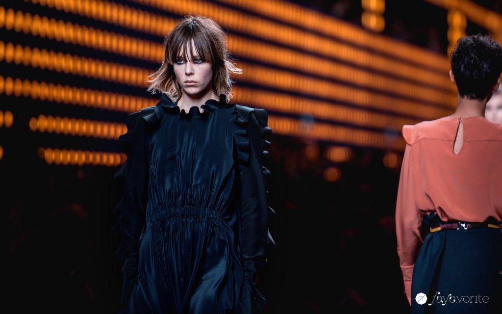 Milan Fashion Week ss2016 Fendi Faye Tsui 03