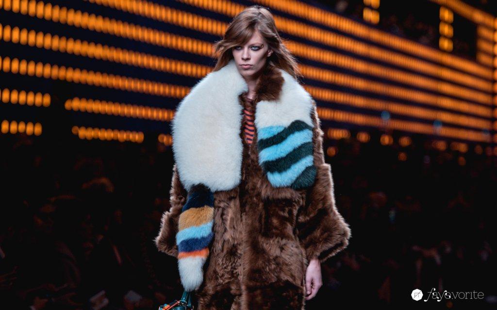 Milan Fashion Week ss2016 Fendi Faye Tsui 04