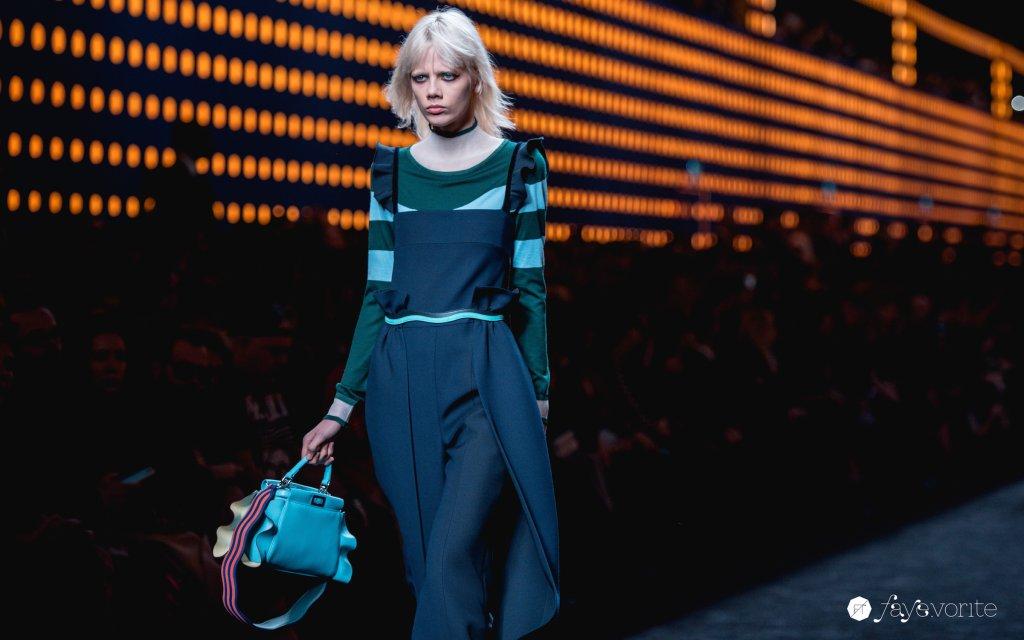 Milan Fashion Week ss2016 Fendi Faye Tsui 05