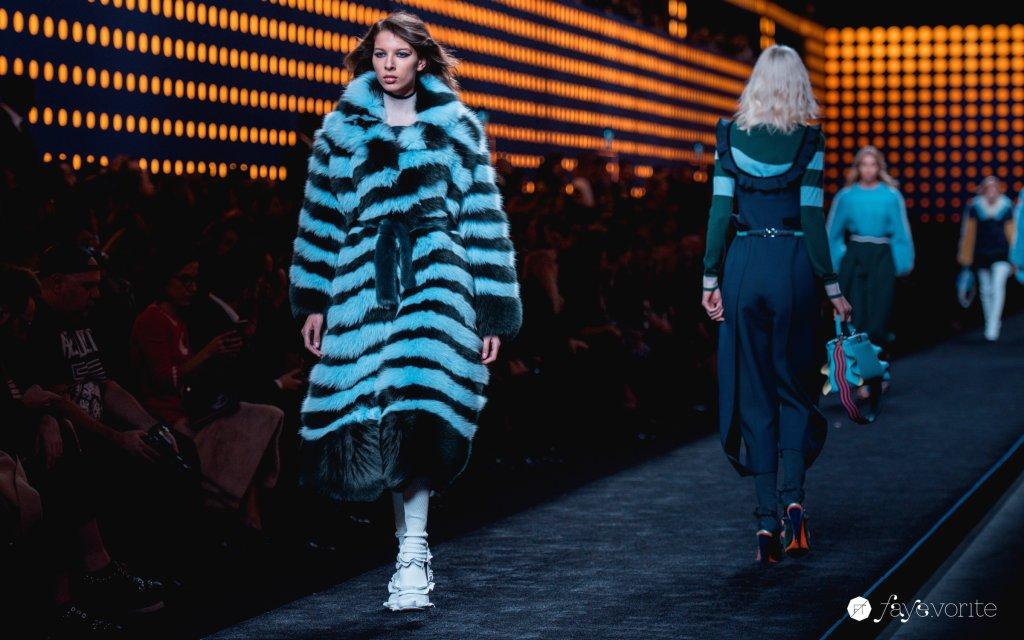 Milan Fashion Week ss2016 Fendi Faye Tsui 06