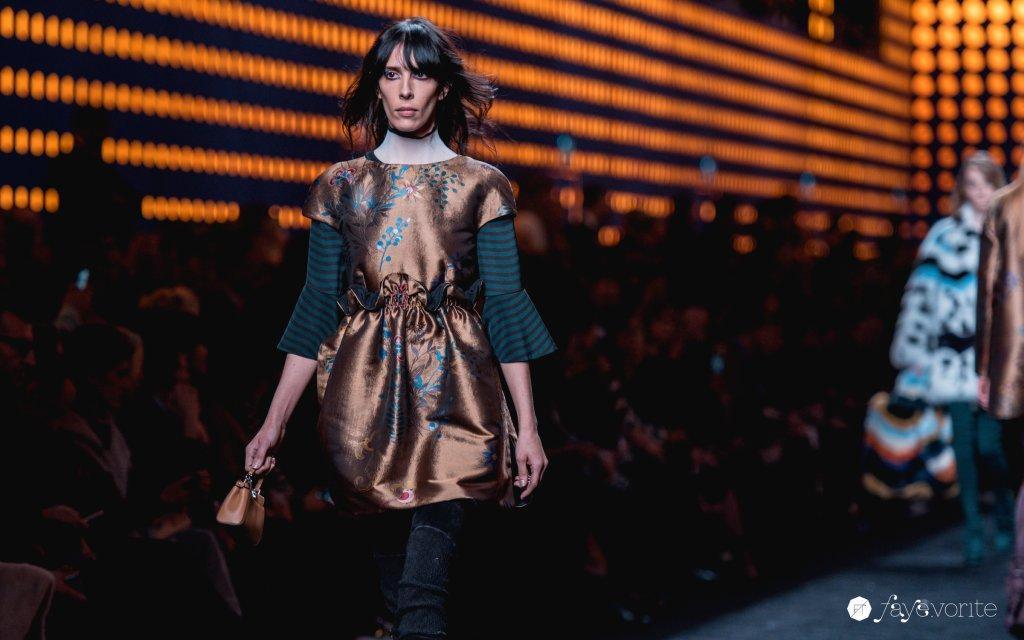 Milan Fashion Week ss2016 Fendi Faye Tsui 08