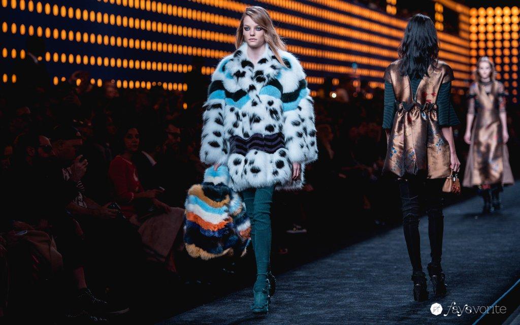 Milan Fashion Week ss2016 Fendi Faye Tsui 09
