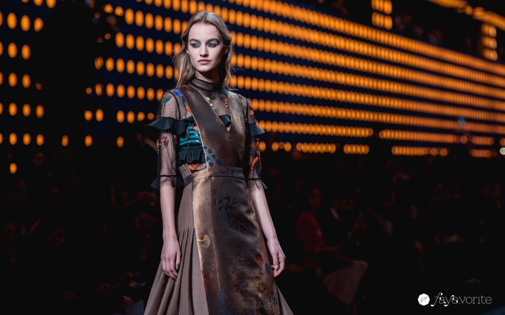 Milan Fashion Week ss2016 Fendi Faye Tsui 10