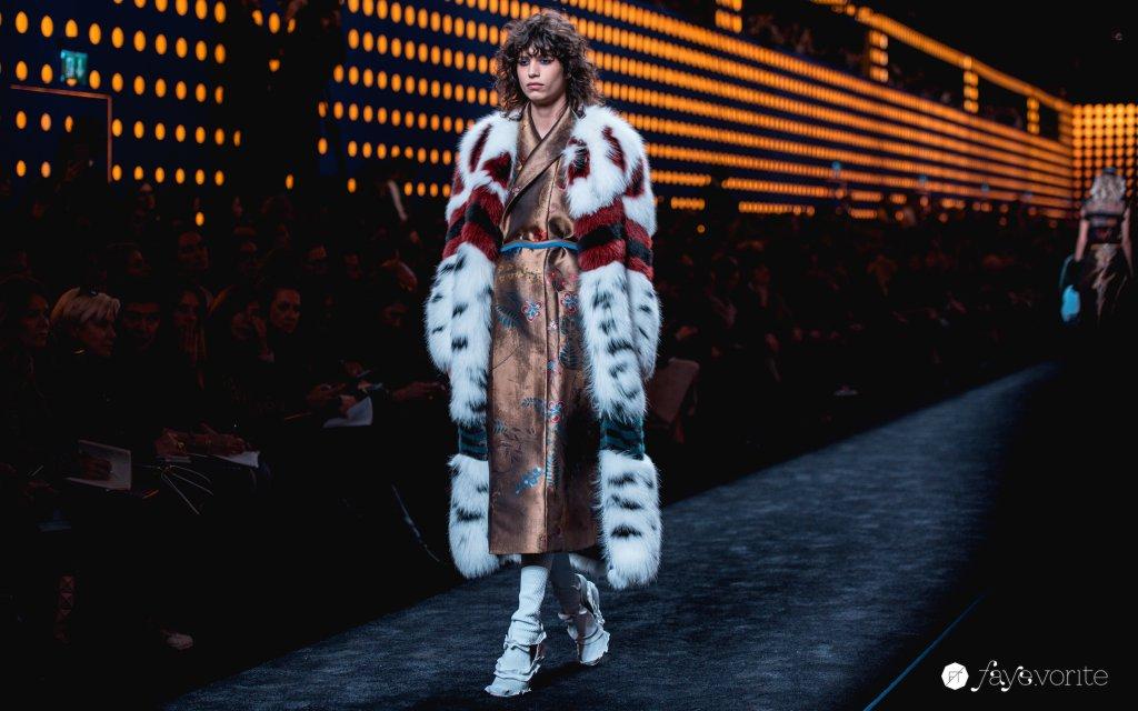 Milan Fashion Week ss2016 Fendi Faye Tsui 12