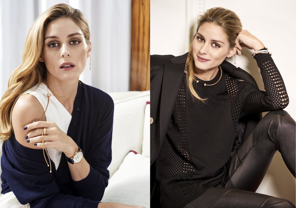 OLIVIA PALERMO x PIAGET POSSESSION look 2