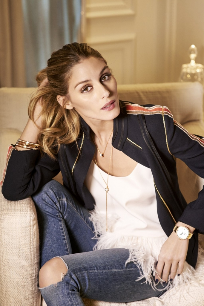 OLIVIA PALERMO x PIAGET POSSESSION look 3