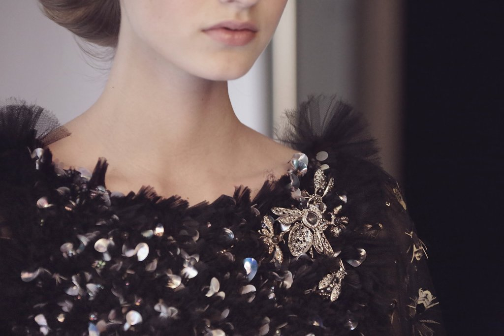 Chanel Haute Couture spring summer 16 09
