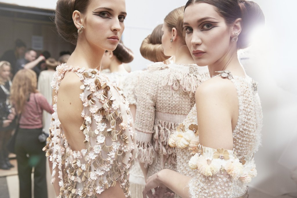 Chanel Haute Couture spring summer 16 11