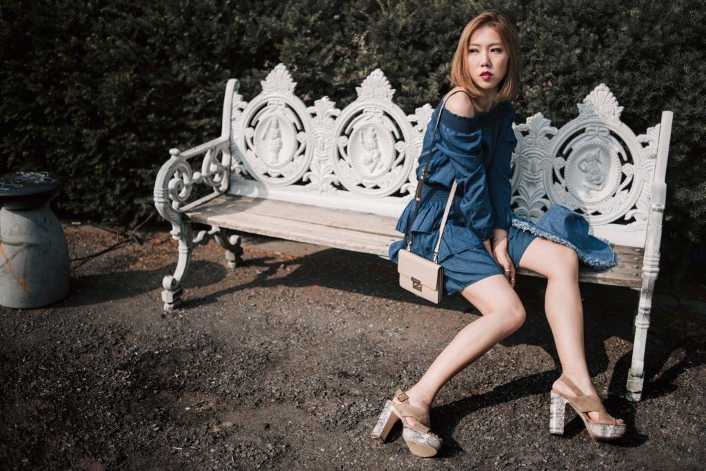 outfit post Faye Tsui Michael Kors 0102