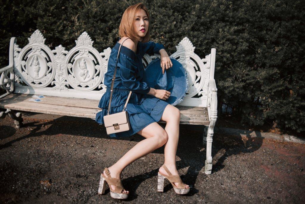 outfit post Faye Tsui Michael Kors 0103