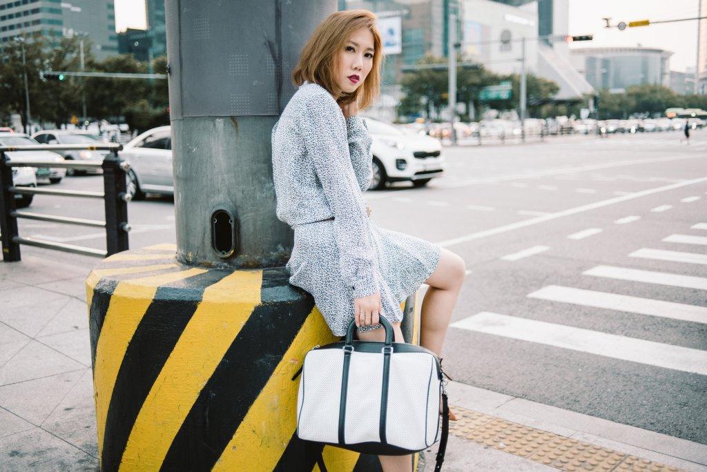 outfit post Faye Tsui Michael Kors 0201
