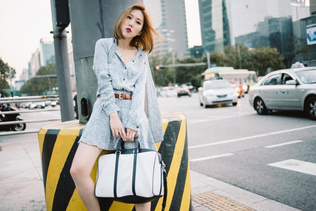 outfit post Faye Tsui Michael Kors 0202