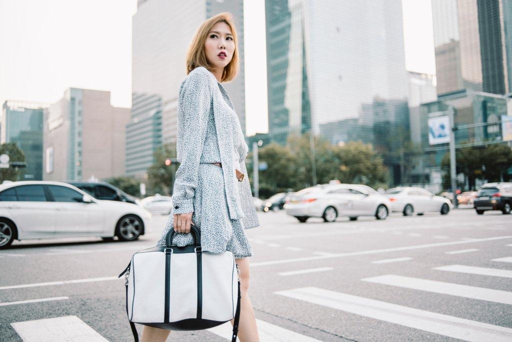 outfit post Faye Tsui Michael Kors 0203