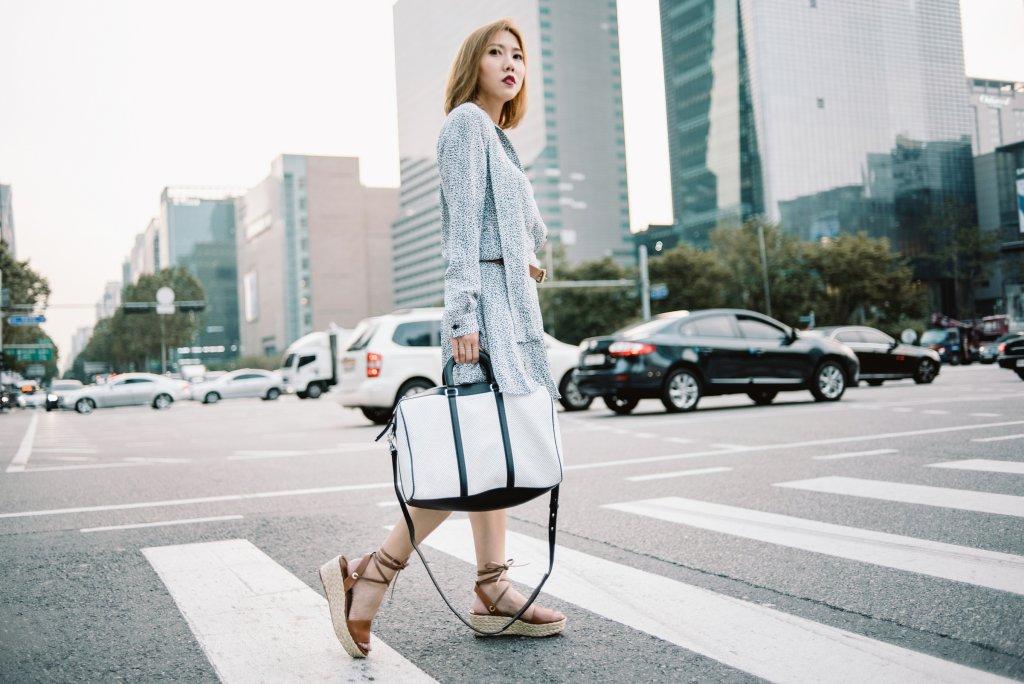 outfit post Faye Tsui Michael Kors 0204