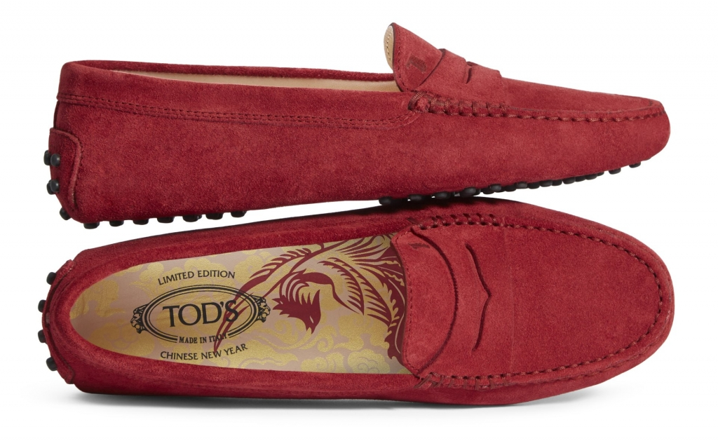 Tod's New Year Limited Edition Gommino for Women
