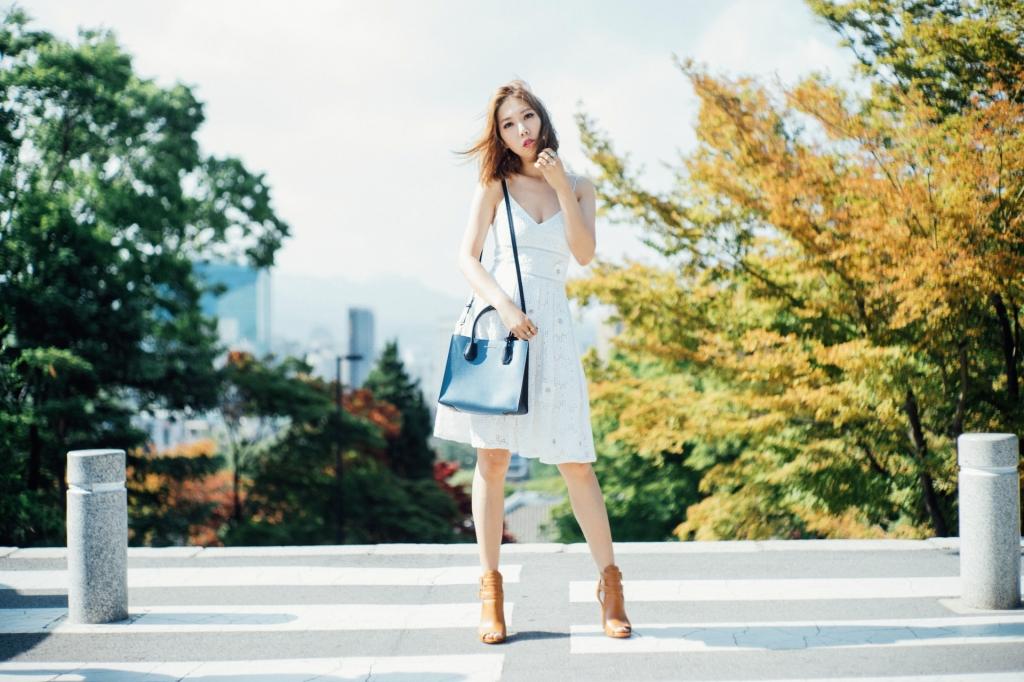 Michael Kors Seoul fall 2017 ootd Faye Tsui 01